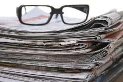 Tips for getting into the news